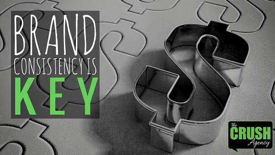 brand standards guide the crush agency